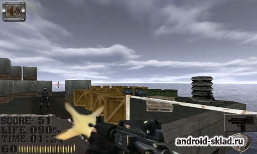 Swat Army Shoot - ������������ ���������� �� Android