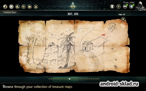 Assassins Creed 4 Companion - ������������� ����� ���� ��� ����