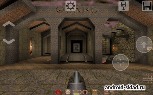 Quake Touch - ���� ����� ��� Android