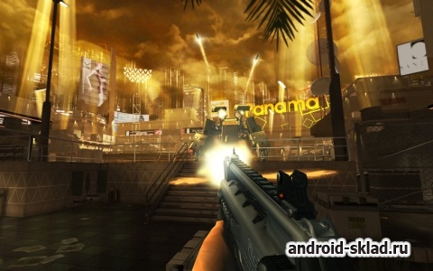 Deus Ex The Fall - ����������� ��������������� ������ �� Android
