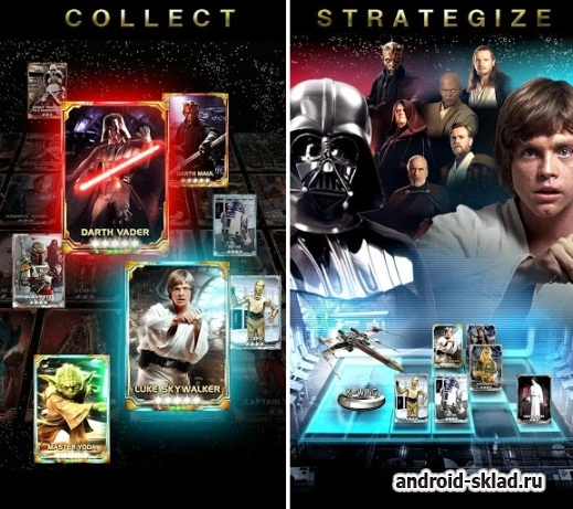 Star Wars Force - �������� ��������� ����