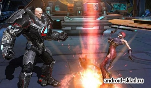 Injustice Gods Among Us - ��������� ������� ��� Android