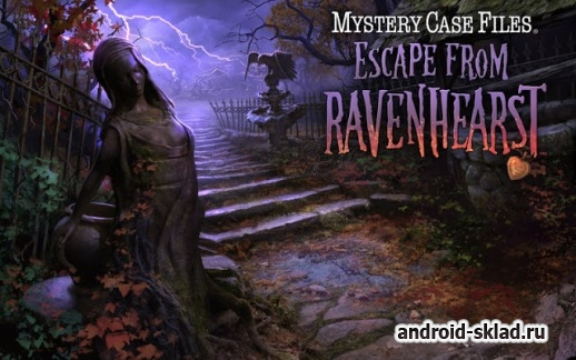 Escape From Ravenhearst - психологический триллер для Android