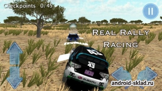 Rally Race 3D Africa 4x4 - ралли по африканским землям