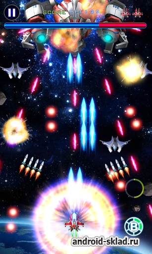 Star Fighter 3001 Pro - класный скролл шутер