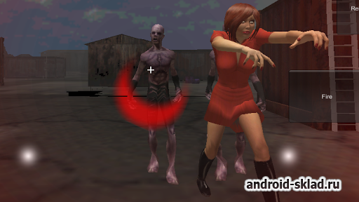 Zombie Kill For Money 3D Shooter - отстрел зомби