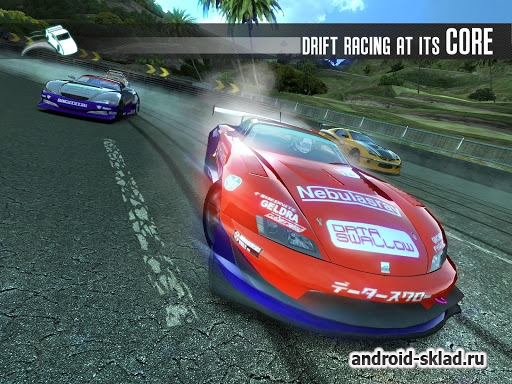 Ridge Racer Slipstream - �������� ����� � ��������� ������ �� Android