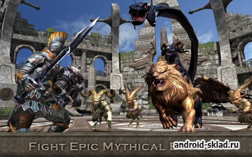 Mother of Myth - рпг на Android