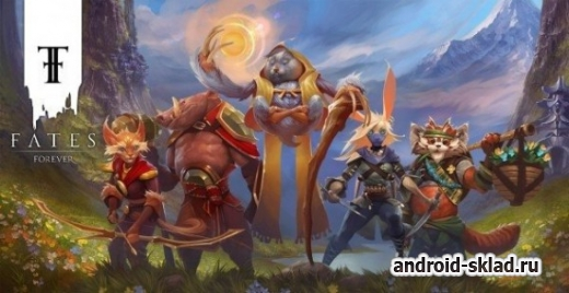 Fates Forever выходит на Android