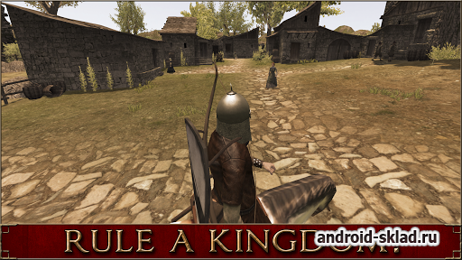 Mount Blade Warband - рыцарская РПГ на Android