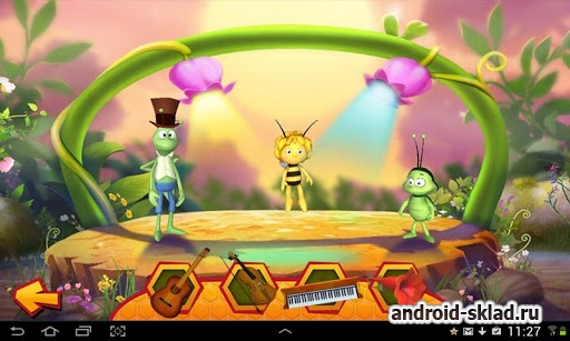 Maya the bee: The Ant's Quest