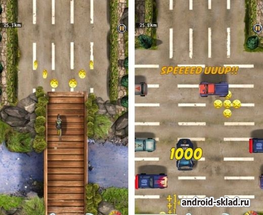 Ultimate Driving Collection 3D - гонки на разном транспорте для Android