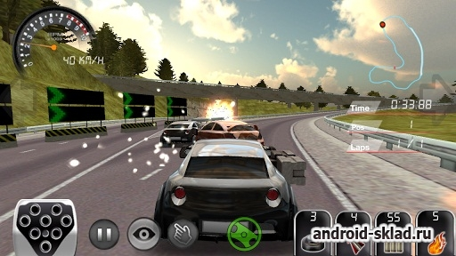 Armored car HD - гонки на бронемашинах для Android