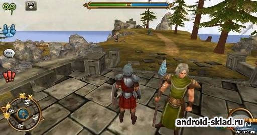 Highland Warriors - ���������� ���������� MMORPG ��� Android
