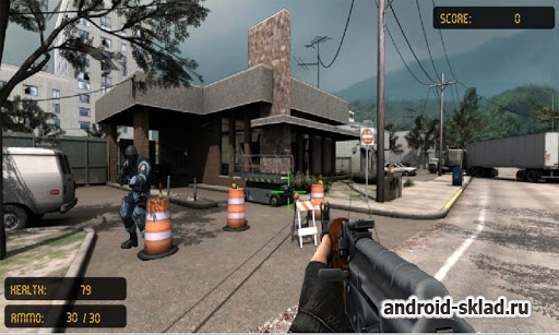 Counter Shooter - интересный шутер на Android