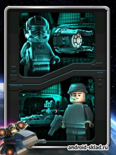 LEGO Star Wars Microfighters - ������ �����