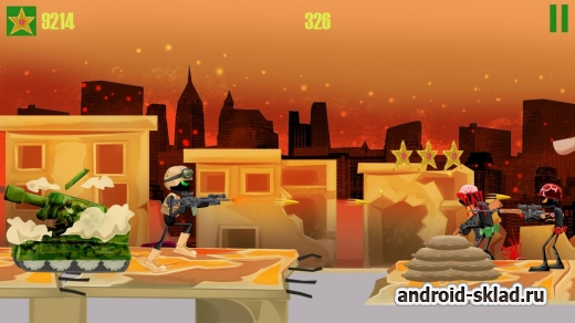 Stickman Commando Assassin 2 - продолжение