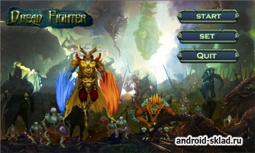 Dread Fighter - Action RPG