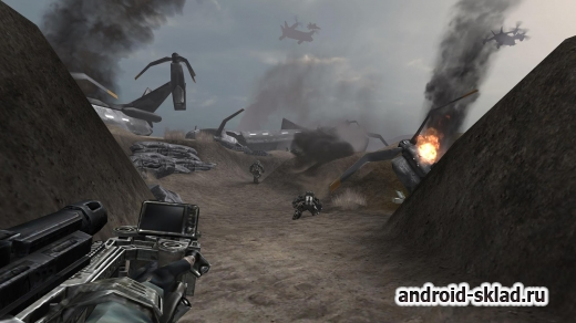 Edge of Tomorrow Game - ���� �� ������ ��� Android