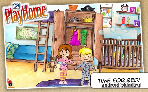 My Play Home - домашние игры