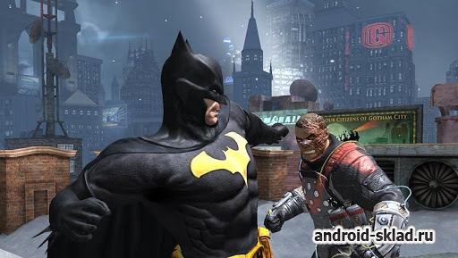 Batman Arkham Origins / ������: �������� �������
