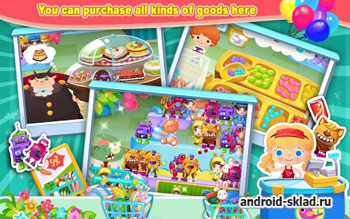Candys Supermarket - ���������� ����������� �� Android