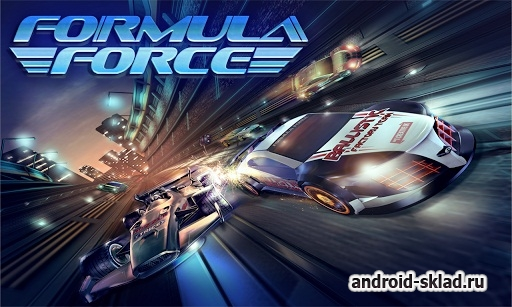 Formula Force Racing - улетные гонки на Android