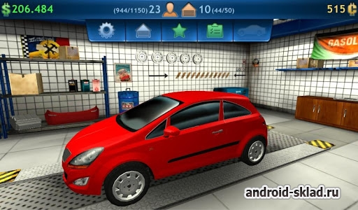Car Mechanic Simulator 2014 - стань автомехаником на Android