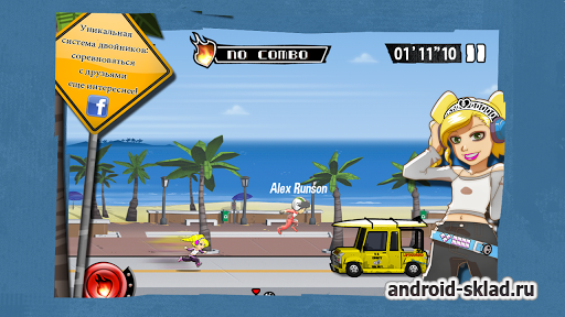 RunSanity – Fun running game - раннер