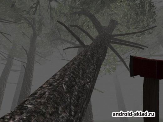 Trapped in the Forest - выживание в диком лесу на Android