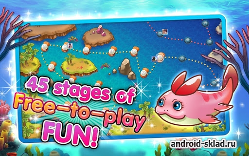Coco the Fish - Cute Fish Game