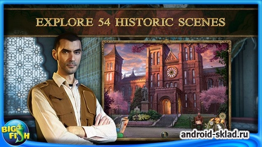HE: Smithsonian Hidden Object  - игра квест