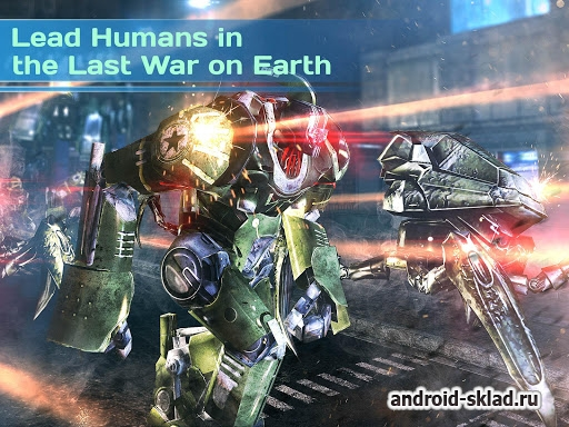 Dead Earth Sci-fi FPS Shooter - фантастический шутер для Android