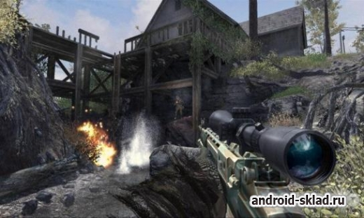Shooting Soldier - освобождение заложников на Android