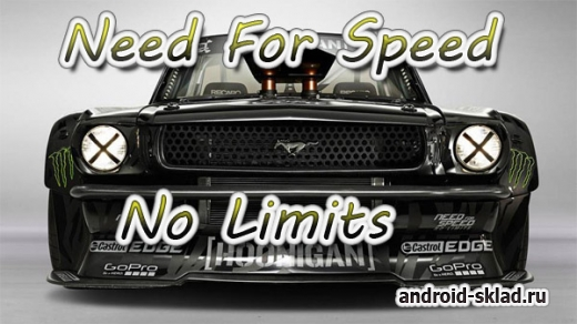 Need for Speed No Limits - новая гонка на Android