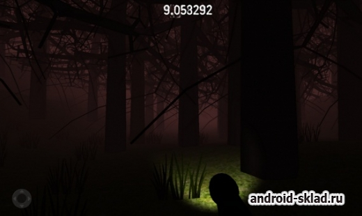 The Forest Bunker - найти выход из леса на Android