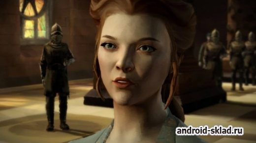 Game of Thrones: A Telltale Game Series (Episode One: Iron from Ice)