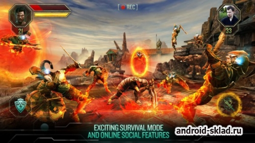 Godfire Rise of Prometheus - ������� ����� �� �������� ���� �� Android