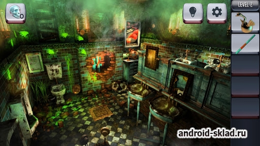 Paranormal Escape - логический квест с призраками на Android