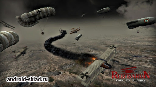 Red Baron War of Planes - ������������� ������ ������� ����� �� Android