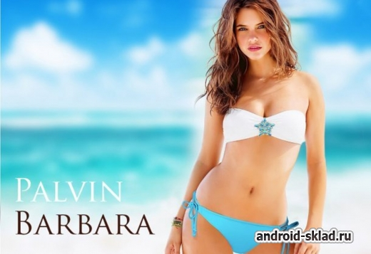 Barbara Palvin Live Wallpaper - обои с моделью