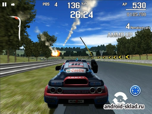 Metal Racer - ����������� ����� � ������������� �� Android