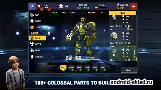 Real Steel Champions - ���� �� �������