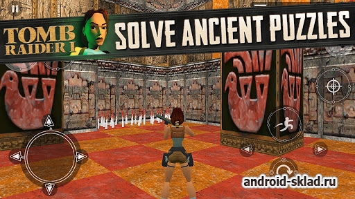 Tomb Raider I - ������� ����� �� Android