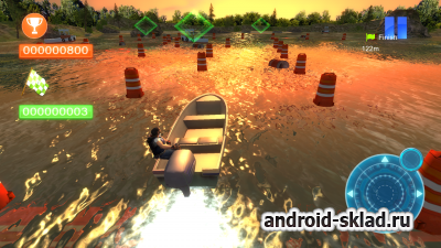 Speed Boat Parking 3D - парковка на Андроид
