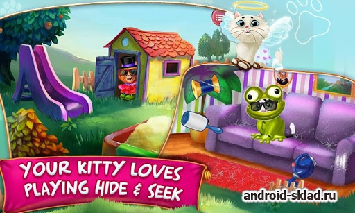 Kitty Cat Pet Dress Up & Care - ���� �� ���������� ��������