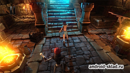 Adventure Tombs Of Eden - ������������ ���������� ��������� �� Android