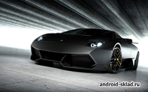 3D Car Live Wallpaper - ���� �� ����������� ������������