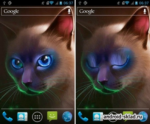 Egyptian Cat - ���� � ���������� ������ �� Android