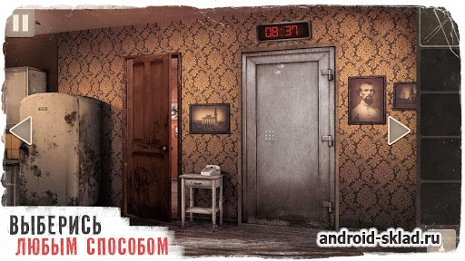 Spotlight: Room Escape - побег из комнаты на Андроид